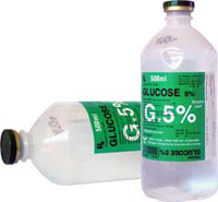 Dung dịch glucose 5%