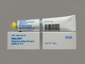 Halog cream