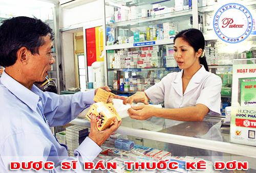 pha chế dung dịch thuốc