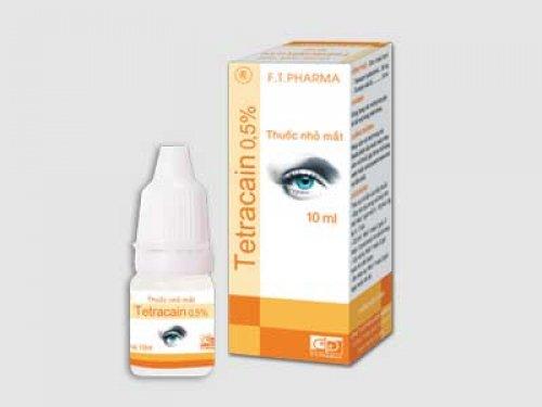 thuốc nhỏ mắt vitamin