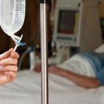 Thuốc tiêm truyền dùng để cung cấp nước cho cơ thể