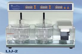 dụng cụ đo độ tan rã của thuốc