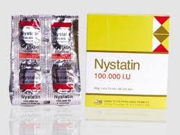 viên nén phụ khoa nystatin