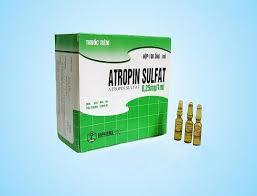 bột atropin sulfat