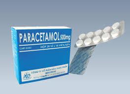 viên nén paracetamol