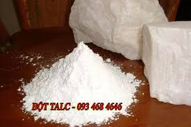 bột talc