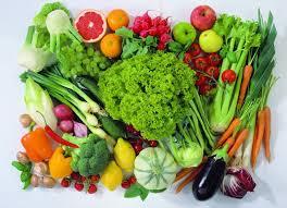 Trái cây và rau quả tươi