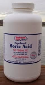 Dung dịch acid boric 1,9%
