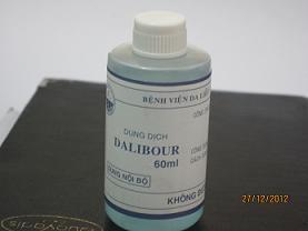 Thuốc mỡ Dalibour