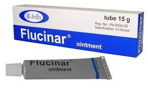 Kem thuốc Flucinar