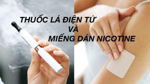 miếng dán nicotin