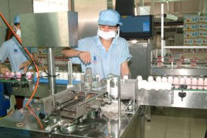 Quy trình sản xuất thuốc mỡ