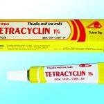 Thuốc mỡ tetracylin