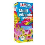 viên nhai multi vitamin