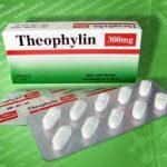 viên tác dụng kéo dài theophylin