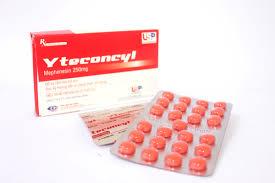 thuốc dùng tá dược erythrosin