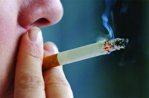 Tránh xa thuốc lá