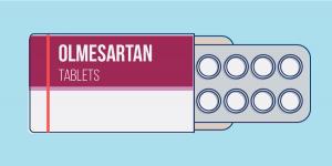 thuốc olmesartan
