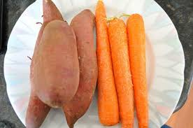 Cà rốt, khoai lang